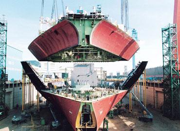 Shipbuilding Industry